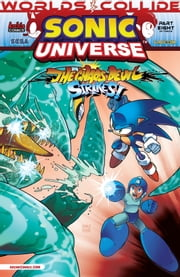 "Sonic Universe #53 ebook by Ian Flynn, Patrick ""SPAZ"" Spaziante, Tracy Yardley!, Terry Austin, Thomas Mason"