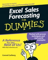 Excel Sales Forecasting For Dummies ebook by Conrad Carlberg
