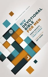 NIV, Bible for Men, eBook - Fresh Insights for Thriving in Today's World ebook by Zondervan