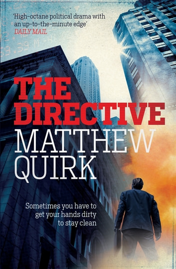 The Directive (Mike Ford 2) ebook by Matthew Quirk