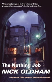 The Nothing Job ebook by Nick Oldham