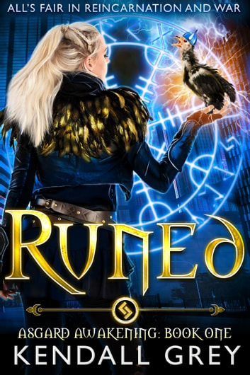 Runed ebook by Kendall Grey