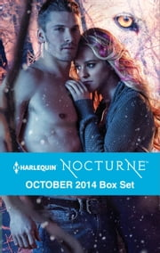 Harlequin Nocturne October 2014 Box Set - Ghost Wolf\Lying with Wolves ebook by Michele Hauf, Cynthia Cooke