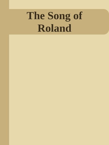 an analysis of the song of roland a heroic poem During the heroic poem, muslims are represented as being peaceful and wanting to have nothing to do with the franks the saracens, the muslims after doing this, ganelon, of the christians, decided to make a deal with the saracens because he was enraged by roland and wanted to obtain revenge.
