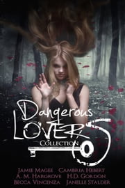 Dangerous Lovers ebook by Becca Vincenza,H. D. Gordon,Cambria Hebert,Janelle Stalder,Jamie Magee,A.M. Hargrove