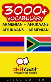 3000+ Vocabulary Armenian - Afrikaans ebook by Gilad Soffer