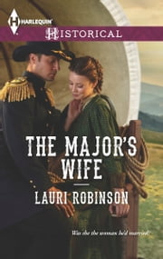 The Major's Wife ebook by Lauri Robinson