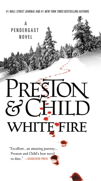 White Fire ebook by Lincoln Child,Douglas Preston