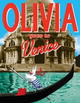 Olivia Goes to Venice - with audio recording ebook by Ian Falconer