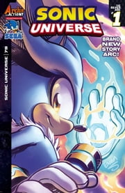 Sonic Universe #79 ebook by Evan Stanley,Jack Morelli,Tracy Yardley,Jim Amash,Matt Herms