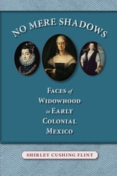 No Mere Shadows - Faces of Widowhood in Early Colonial Mexico ebook by Shirley Cushing Flint