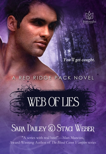 Web of Lies ebook by Sara Dailey,Staci Weber