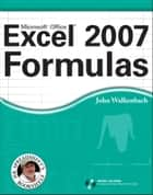 Excel 2007 Formulas ebook by John Walkenbach