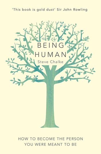 Being Human - How to become the person you were meant to be ebook by Steve Chalke