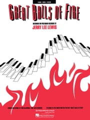 Great Balls of Fire Sheet Music ebook by Jerry Lee Lewis