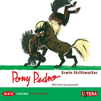 Pony Pedro audiobook by Erwin Strittmatter