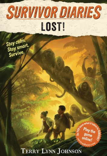 Lost! ebook by Terry Lynn Johnson