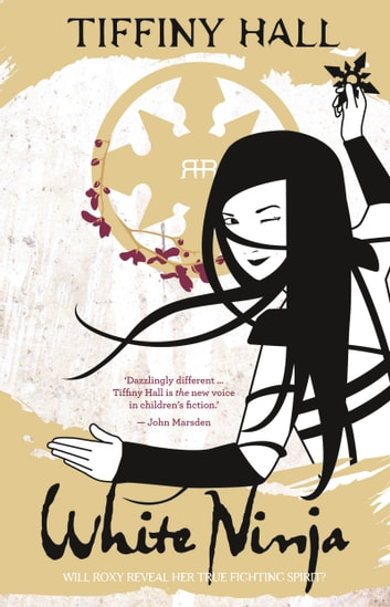 White Ninja ebook by Tiffiny Hall