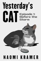 Yesterday's Cat: Episode 1: Before the Storm ebook by Naomi Kramer