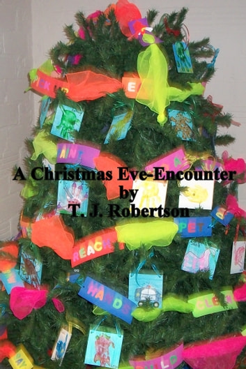 A Christmas-Eve Encounter ebook by T. J. Robertson