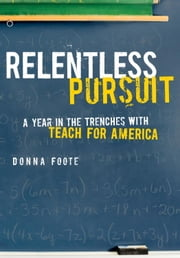 Relentless Pursuit ebook by Donna Foote