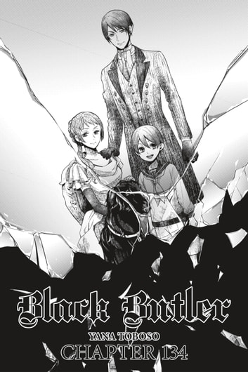 Black Butler, Chapter 134 ebook by Yana Toboso