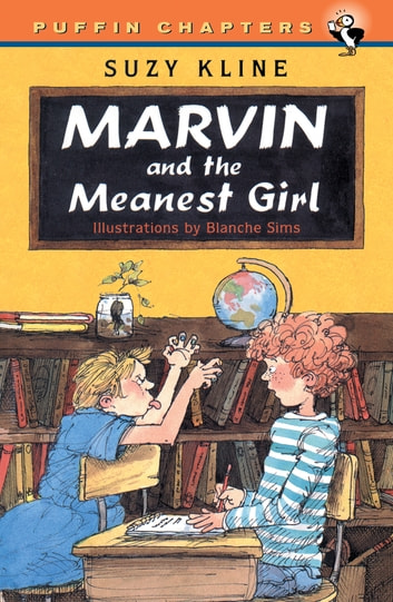 Marvin and the Meanest Girl ebook by Suzy Kline