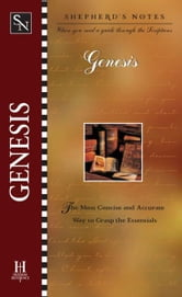 Shepherd's Notes: Genesis ebook by Paul Wright