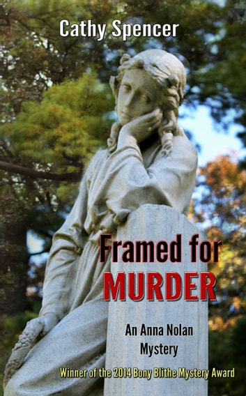 Framed for Murder ebook by Cathy Spencer