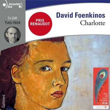Charlotte audiobook by David Foenkinos