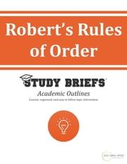 Robert's Rules of Order ebook by Little Green Apples Publishing, LLC ™