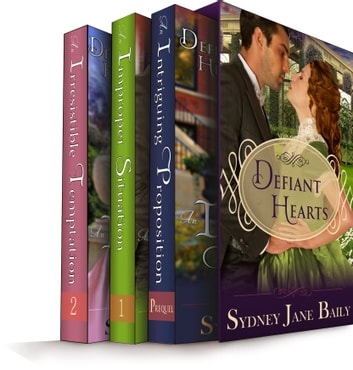 The Defiant Hearts Series Box Set ebook by Sydney Jane Baily