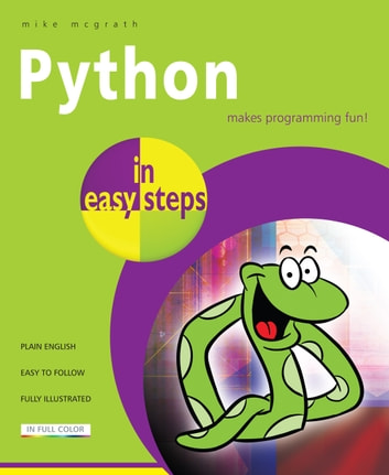 Python in easy steps ebook by Mike McGrath