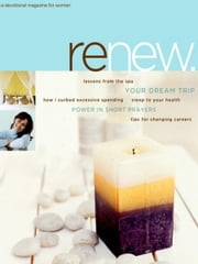 Renew - A Devotional Magazine for Women ebook by Zondervan