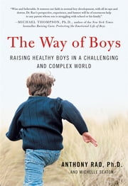 The Way of Boys - Promoting the Social and Emotional Development of Young Boys ebook by Anthony Rao PhD, Michelle Seaton