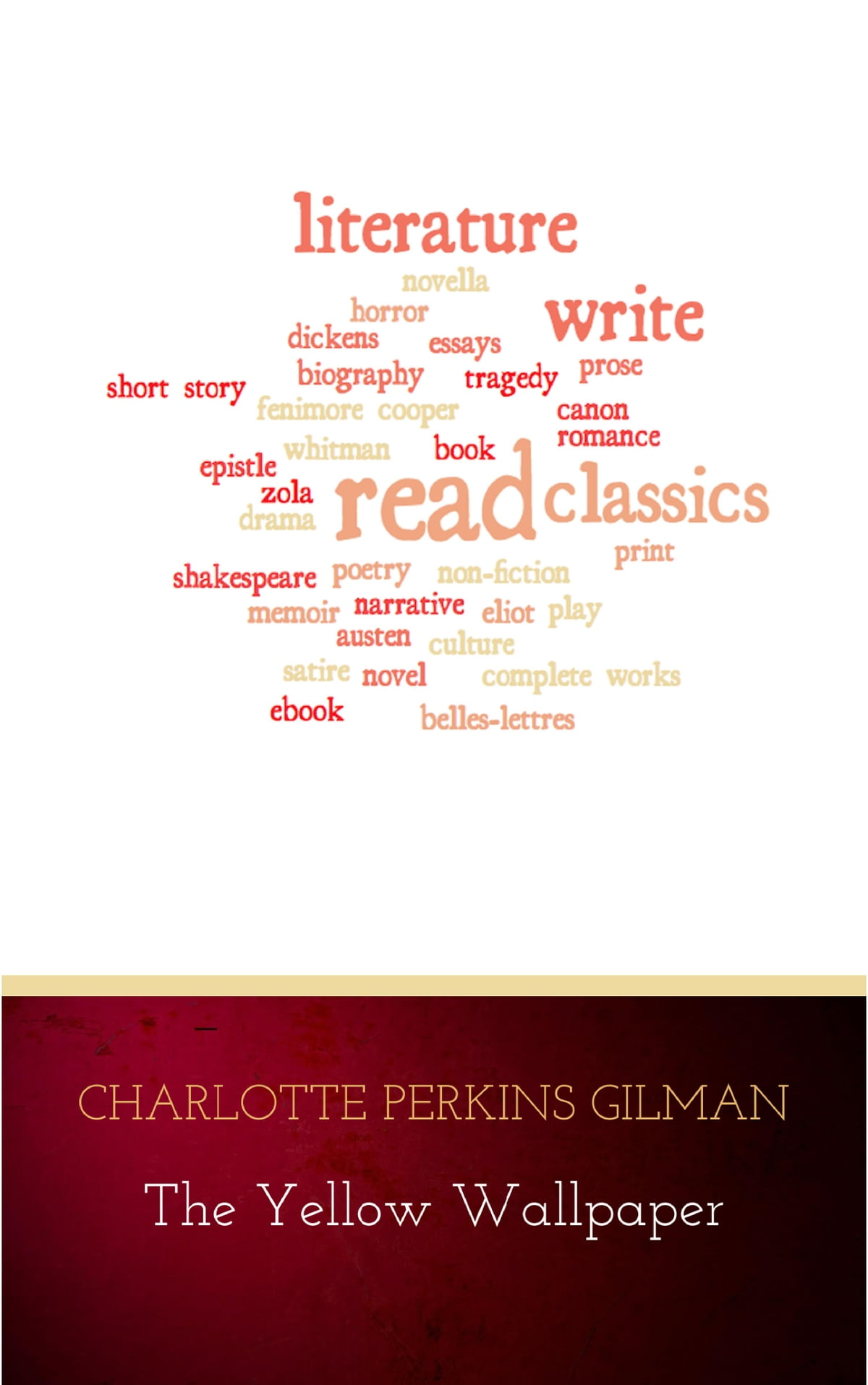 the yellow wallpaper ebook by charlotte perkins gilman  the yellow wallpaper ebook by charlotte perkins gilman     rakuten kobo