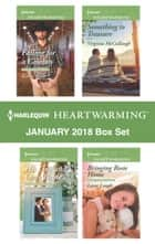 Harlequin Heartwarming January 2018 Box Set - Falling for a Cowboy\His One and Only Bride\Something to Treasure\Bringing Rosie Home ebook by Karen Rock, Tara Randel, Virginia McCullough,...