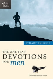 The One Year Devotions for Men ebook by Stuart Briscoe