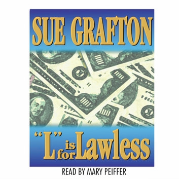 L Is For Lawless audiobook by Sue Grafton