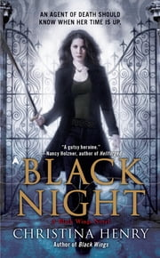 Black Night ebook by Christina Henry