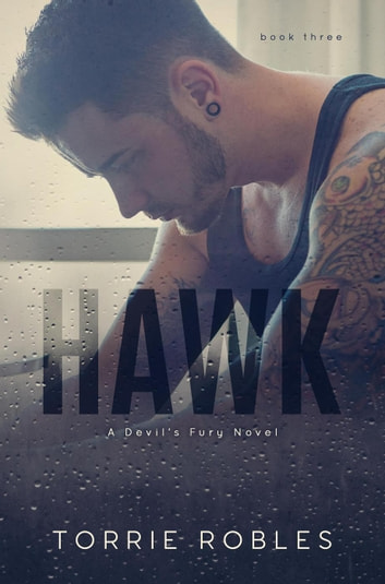 Hawk - Devil's Fury MC, #3 ebook by Torrie Robles