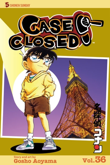 Case Closed, Vol. 36 - With a Bang ebook by Gosho Aoyama
