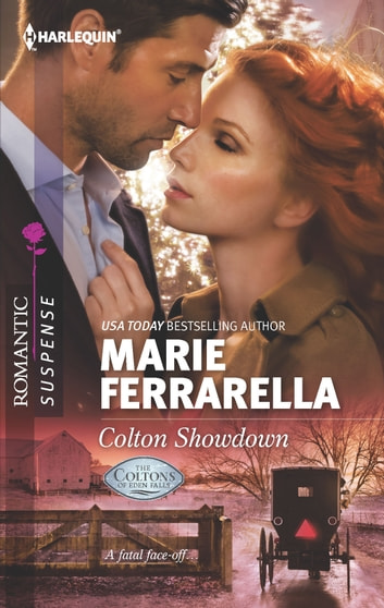 Colton Showdown ebook by Marie Ferrarella