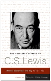 The Collected Letters of C.S. Lewis, Volume 3 ebook by C. S. Lewis