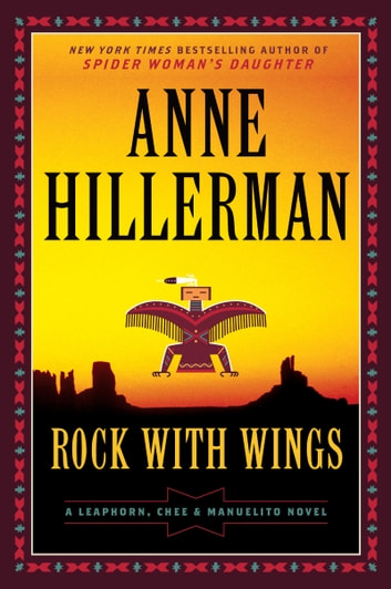 Rock with Wings ebook by Anne Hillerman