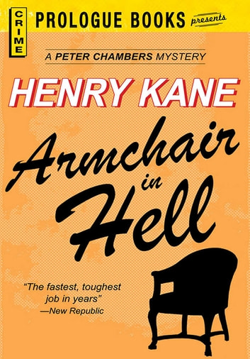 Armchair in Hell eBook by Henry Kane