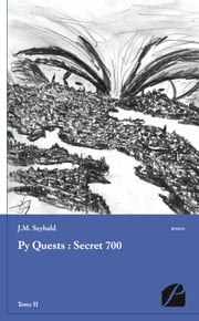 Py Quests : Secret 700 - Tome II ebook by J.M. Seybald