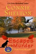 Escapes Can Be Murder - A Girl and Her Dog Cozy Mystery ebook by Connie Shelton