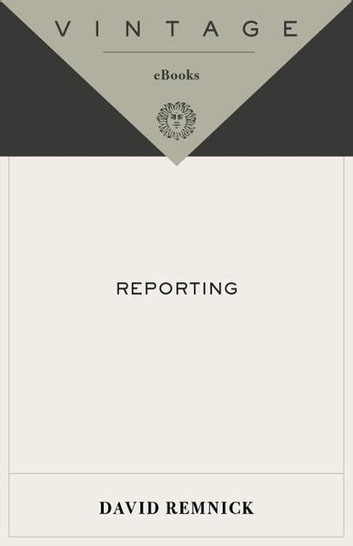 Reporting eBook by David Remnick
