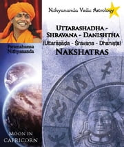 Nithyananda Vedic Astrology: Moon in Capricorn ebook by Paramahamsa Nithyananda